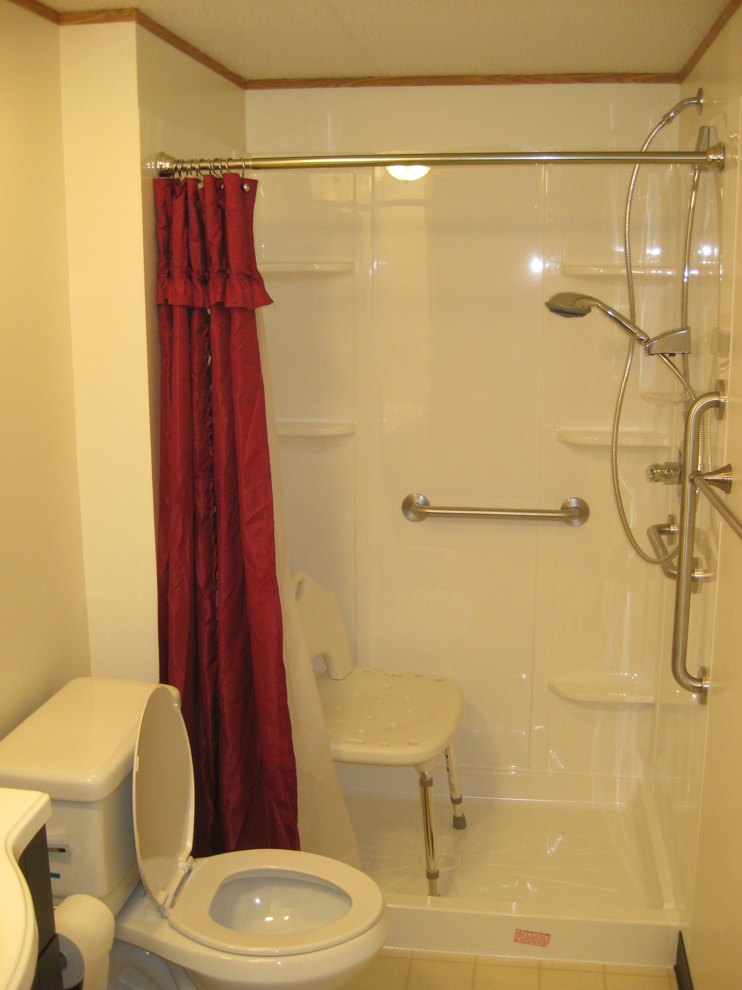 Outstanding Handicap Accessible Bathroom Design Pictures