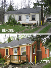 for more examples please visit our home remodeling before after gallery - Before And After Home Remodel